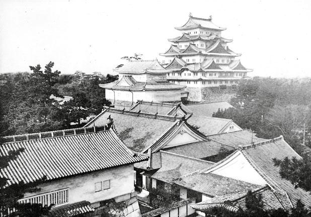 戦前の名古屋城